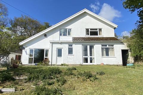 3 bedroom property with land for sale - Llangeitho, Tregaron