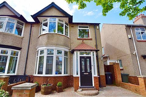 3 bedroom semi-detached house for sale - Hazeldene, Whitley Bay
