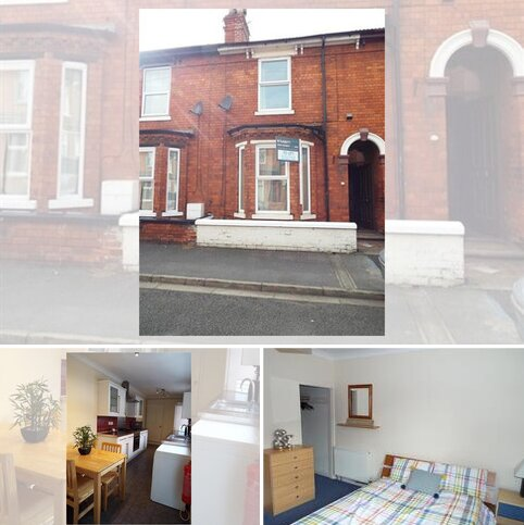 4 bedroom terraced house to rent - Abbot Street, Lincoln, LN5