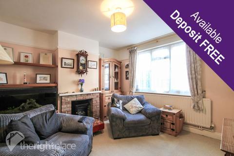 3 bedroom terraced house to rent - Stanton Avenue, Bradville, Milton Keynes