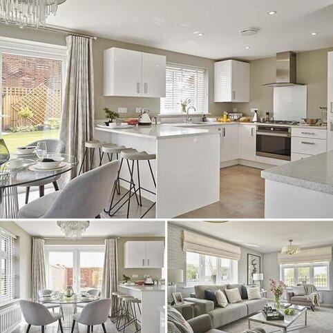 3 bedroom detached house for sale - Plot The Spruce 059, The Spruce at Cherry Fields, Cherry Fields, Mead Park, Bickington EX31