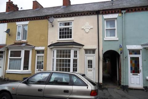 3 bedroom terraced house for sale - Manor Street, Hinckley, Leicestershire, LE10 0AS