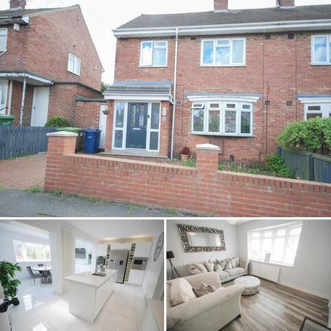 3 bedroom semi-detached house for sale - Southend Road, Springwell