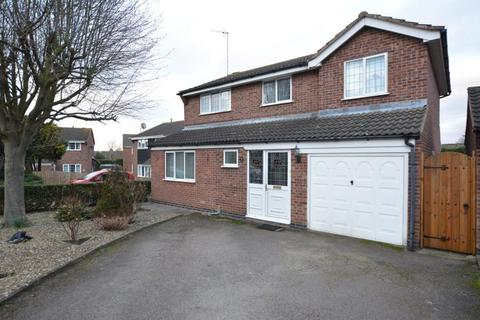 4 bedroom terraced house for sale - Ludlow Close, Leicester, Leicestershire, LE2