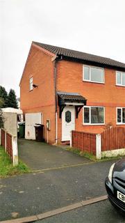 2 bedroom semi-detached house to rent - Bickley Road, Bilston, Wolverhampton, WV14 7BT