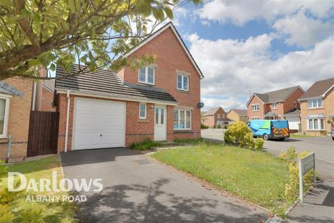 3 bedroom detached house to rent - Dulas Island Close, Caerphilly