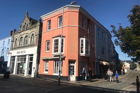 Restaurant for sale - Il Panino, 1-3 Market Street, Bridgend, CF31 1LL