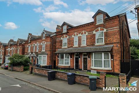 Studio to rent - Summerfield Crescent, Edgbaston, B16