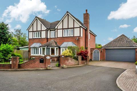 4 bedroom detached house for sale - Greenwood Place, Bonehill