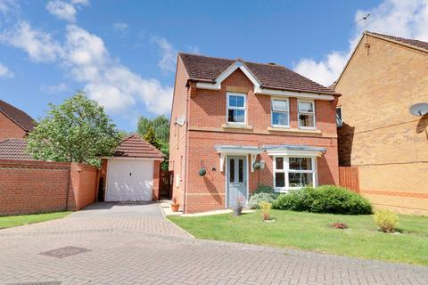 4 bedroom detached house for sale - Birch Place, Brough