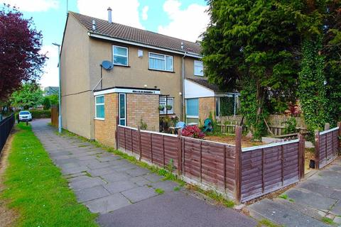 3 bedroom end of terrace house for sale - Buckle Close, Luton