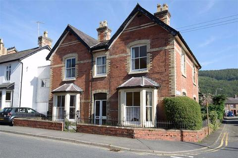 4 bedroom link detached house for sale - West Street, Knighton, Powys