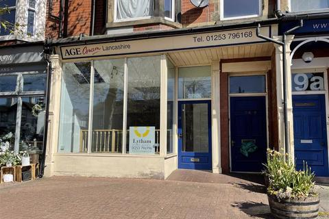 Retail property (high street) for sale - Clifton Street, Lytham, Lancashire