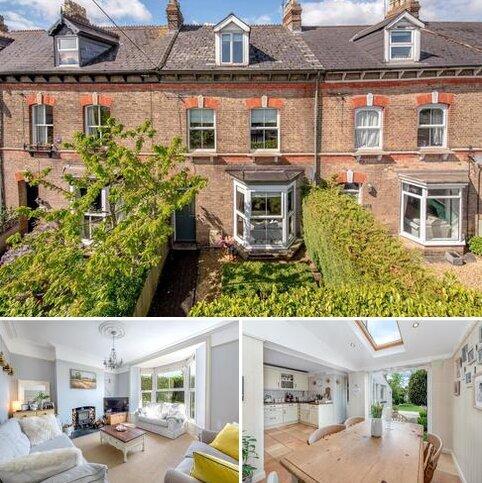 4 bedroom terraced house for sale - Staplegrove Road, Taunton