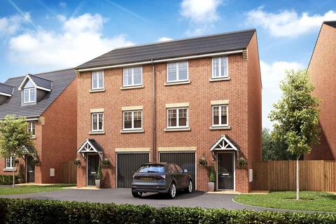 4 bedroom semi-detached house for sale - The Oakham - Plot 29 at Trinity Fields, Trinity Fields, York Road HG5