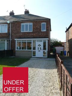 2 bedroom terraced house to rent - Cliffe Road, Market Weighton