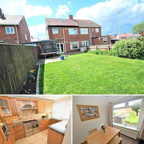 4 bedroom semi-detached house for sale - Witton Avenue, South Shields