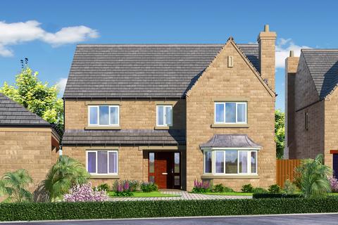 5 bedroom detached house for sale - Plot 16, Brompton at Swanwick Fields, 33 Taylor Way, Swanwick DE55