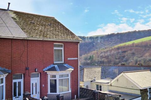 2 bedroom end of terrace house for sale - Llanharan Villas, Pontycymer, Bridgend