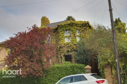 4 bedroom semi-detached house for sale - Llanthewy Road, Newport