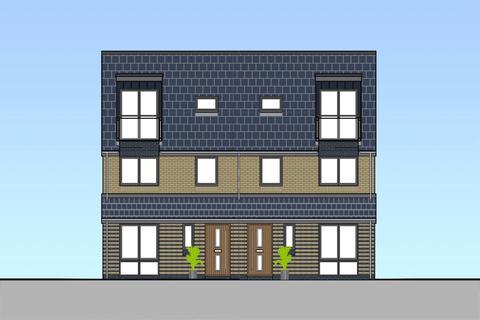 3 bedroom semi-detached house for sale - Plot 42 The Hazel, 8 St Vincent's, NG34
