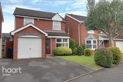 3 bedroom detached house for sale - Netherside Drive, Chellaston
