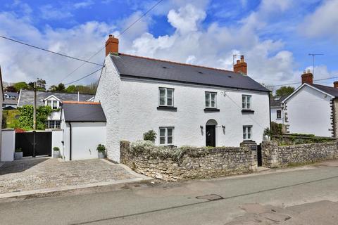4 bedroom detached house for sale - Factory Road, Llanblethian, Cowbridge, Vale of Glamorgan, CF71 7JD