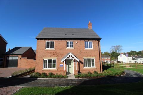 4 bedroom detached house for sale - The Green Plot 12, Donnington Le heath, Coalville, LE67