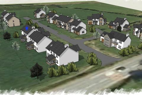 5 bedroom detached house for sale - Cefn Ceiro, Llandre,