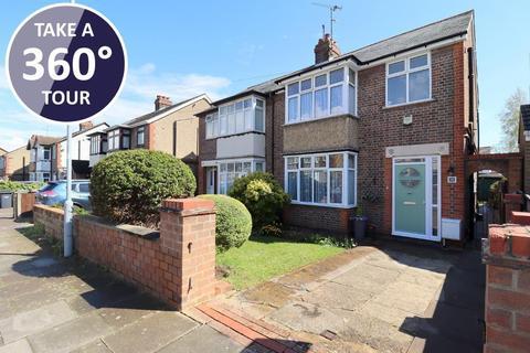 3 bedroom semi-detached house for sale - St Michaels Crescent, New Bedford Road Area, Luton, Bedfordshire, LU3 1LZ