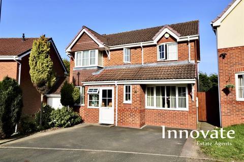 4 bedroom detached house for sale - Hodges Drive, Oldbury