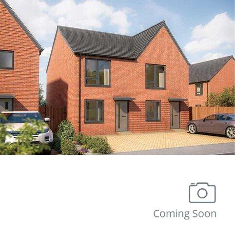 2 bedroom semi-detached house for sale - Plot 04, The Hardwick at Walton Peaks, Whitecotes Lane, Chesterfield, Derbyshire S40