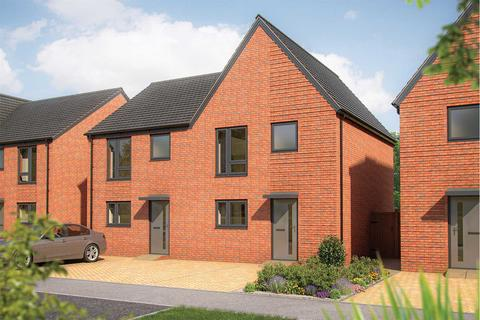 3 bedroom semi-detached house for sale - Plot 05, The Eveleigh at Walton Peaks, Whitecotes Lane, Chesterfield, Derbyshire S40