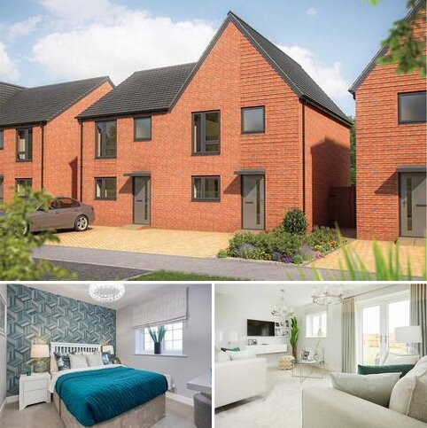 3 bedroom semi-detached house for sale - Plot 103, The Eveleigh at Walton Peaks, Whitecotes Lane, Chesterfield, Derbyshire S40