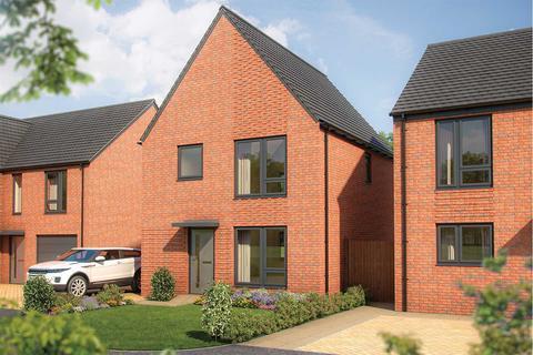 3 bedroom detached house for sale - Plot 92, The Elliot at Walton Peaks, Whitecotes Lane, Chesterfield, Derbyshire S40