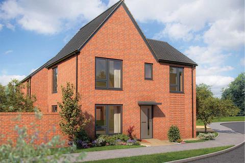 3 bedroom detached house for sale - Plot 100, The Mountford at Walton Peaks, Whitecotes Lane, Chesterfield, Derbyshire S40