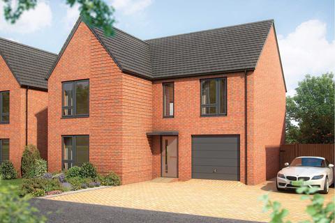 4 bedroom detached house for sale - Plot 07, The Grainger at Walton Peaks, Whitecotes Lane, Chesterfield, Derbyshire S40