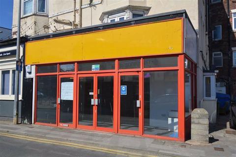 Shop to rent - Regent Terrace, Bridlington, East Yorkshire