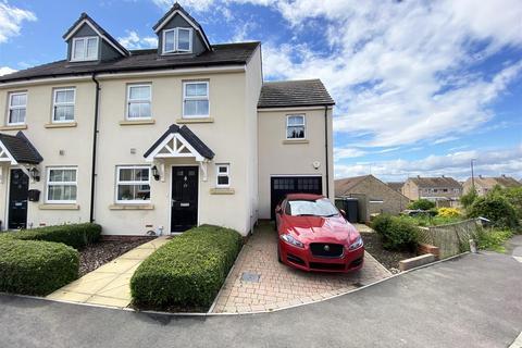 4 bedroom semi-detached house for sale - Swallowcroft, Eastington, Stonehouse