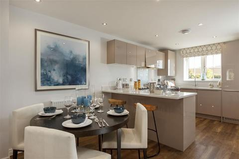 3 bedroom terraced house for sale - The Alton - Plot 202 at Wheat Fields at New Berry Vale, Martlet Way Off Glenton Green HP18