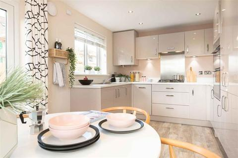 3 bedroom terraced house for sale - The Gosford - Plot 104 at St Crispin's Place, Upton Lodge, Land off Berrywood Drive NN5