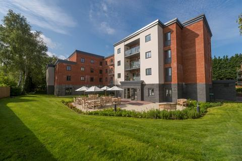 1 bedroom retirement property for sale - Property12, at Llys Isan Ilex Close Llanishen Cardiff South Glamorgan CF14