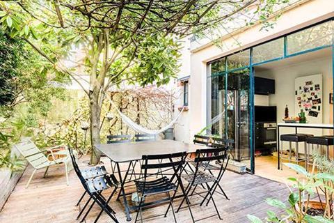 4 bedroom house - PARIS, 75020