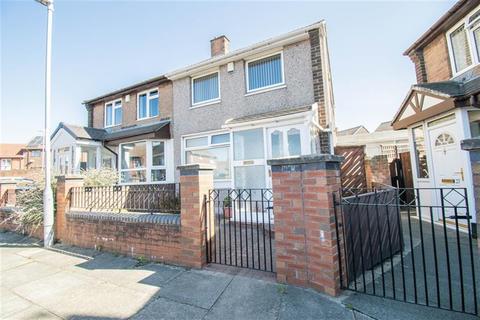2 bedroom semi-detached house for sale - Baden Crescent, Sunderland