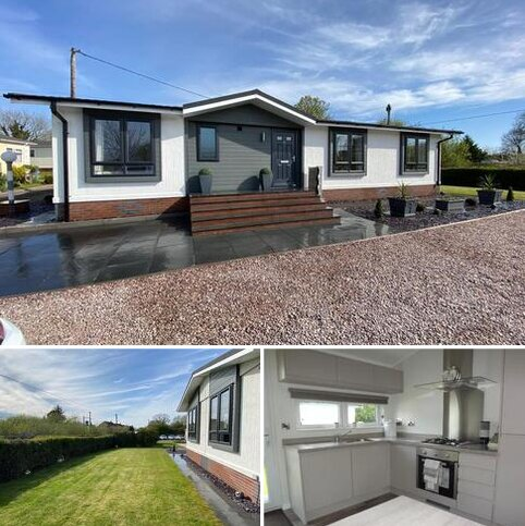3 bedroom park home for sale - Cheshire, CW11