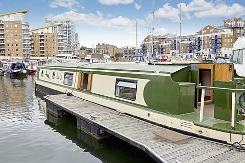 1 bedroom houseboat for sale - Limehouse Basin Marina, Limehouse, E14