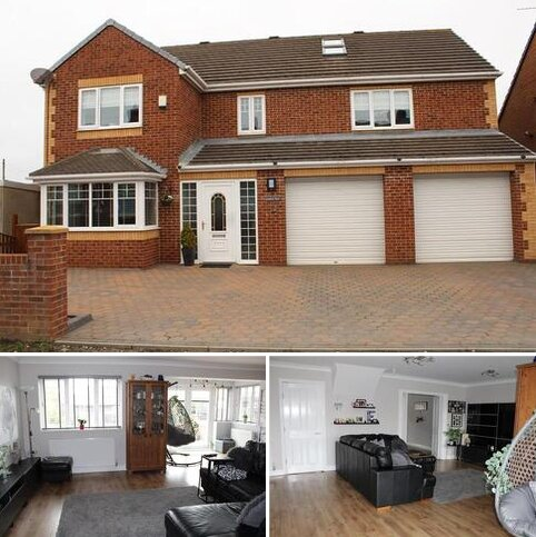 5 bedroom detached house for sale - Doxford Terrace North, Murton, Seaham, Co. Durham. SR7 9RU