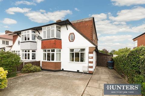4 bedroom semi-detached house for sale - Brockenhurst Ave, Worcester Park, KT4