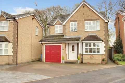 4 bedroom detached house for sale - Poplars Way, Beverley HU17 8PU