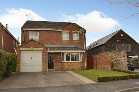 4 bedroom detached house for sale - Mill View Road, Beverley HU17 0UQ